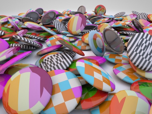 Playing with buttons in cinema 4d